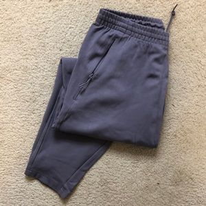 Adidas Z.N.E Pants in Gray, SZ: L